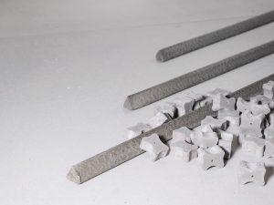 Vlákno cementové, betónové